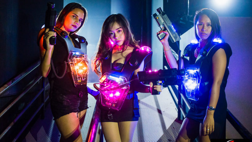 laser game pattaya