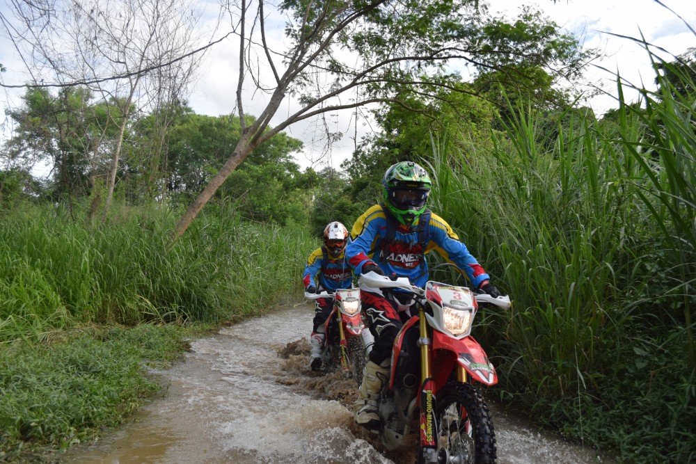 dirt biking in Pattaya