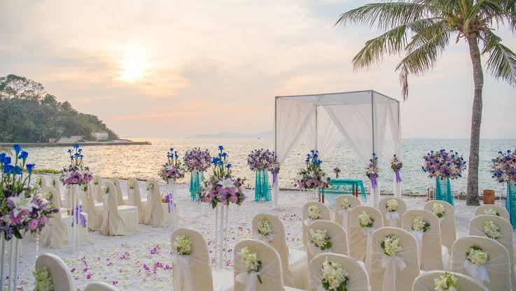 wedding in Pattaya